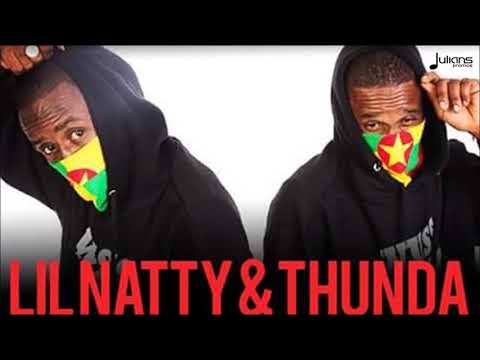 Lil Natty & Thunda - Top Striker