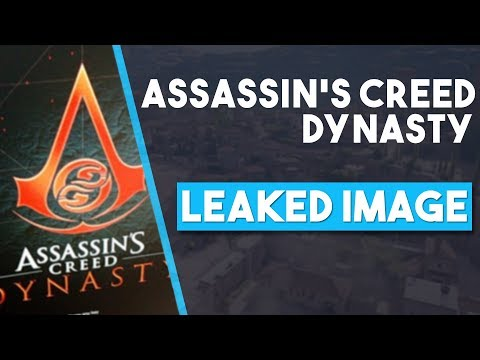 Assassin's Creed DYNASTY LEAKED IMAGE...  WHY FAKE THIS?! thumbnail
