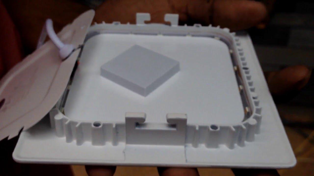 Whats Inside Of LED Panel Light