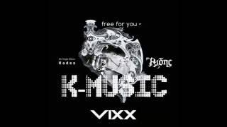 VIXX Hades 빅스   6th Single Album full