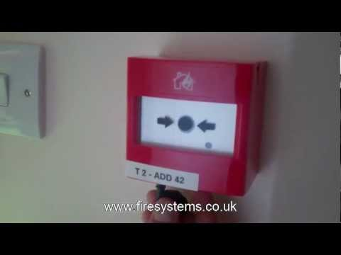 Fire Alarm Weekly Test Fire Systems Ltd Youtube