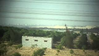 قناة السويس الجديدة: فيديو من القطاع الاوسط حتى الجنوبي بالقناة الجديدة