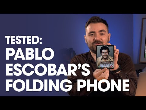 The Pablo Escobar Fold 2 is just a… Samsung Galaxy Fold? (And a scam)