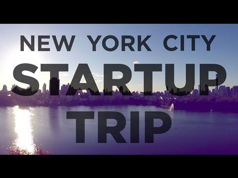 New York City Startup Trip