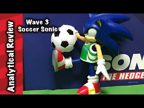 Soccer Sonic-Jakks Wave 3 Analytical Review