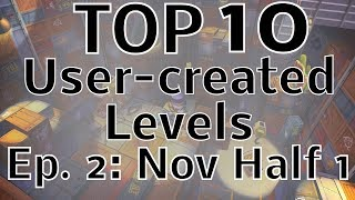 Top 10 User-created Hat in Time Levels Ep. 2: November 1st half