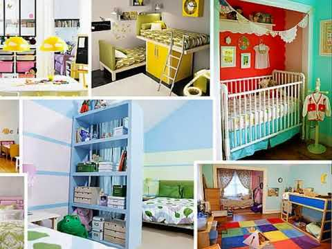 Shared Boys Bedroom Ideas, How to Fit Two Twin Beds in a Small Room
