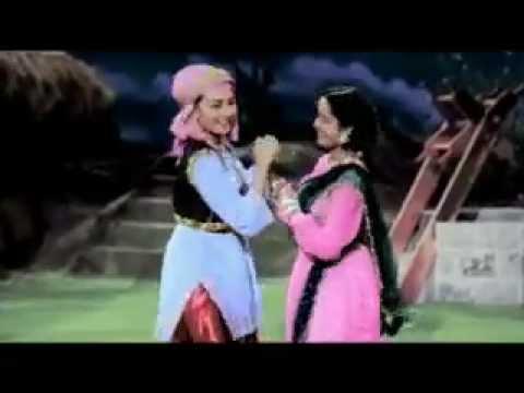 Naya DaurReshmi Salwar Kurta Jali Ka - Shamshad Begum - Asha Bhosle