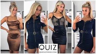 QUIZ CLOTHING TRY ON HAUL