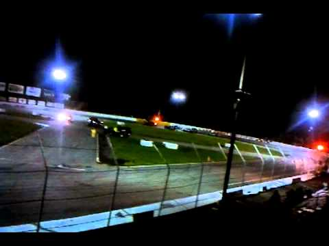Lake County Speedway FINISH