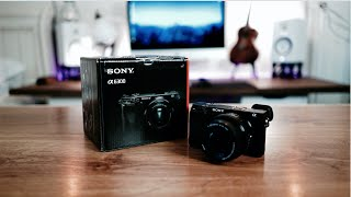 (4K) Sony A6300 Unboxing and First Impressions!