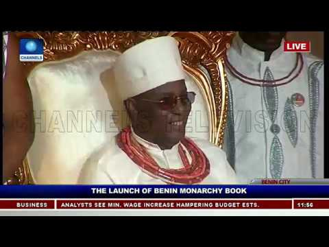 Notable Nigerians Throng Edo State As Oba Of Benin Launches