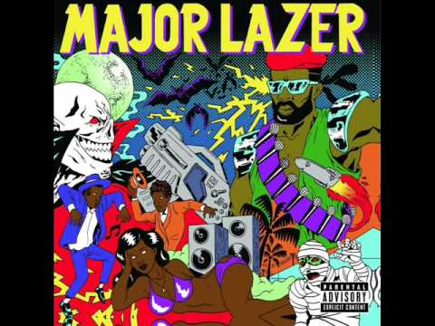 Major Lazer ft. Mr. Vegas & Jovi Rockwell - Can't Stop Now