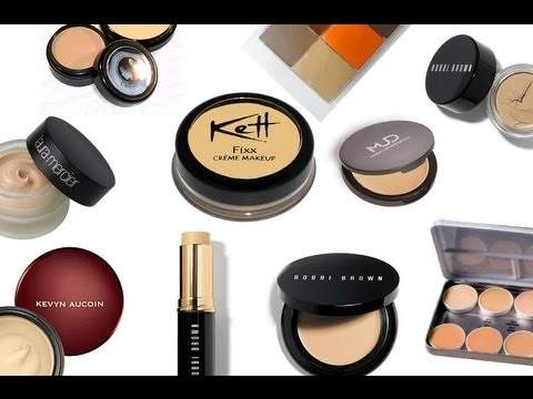 THE BEST CREAM FOUNDATIONS - EVER!!!!