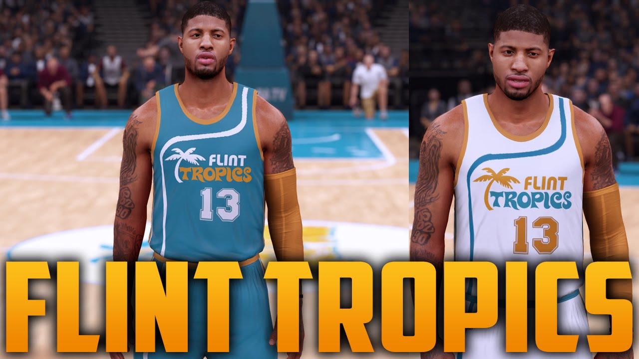 Flint Tropics Association - NBA 2K13 - The Creation (HD) - YouTube
