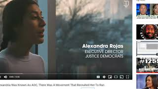 Before Alexandria Was Known As AOC, Casting Call, Justice Dems Recruited Her To Run