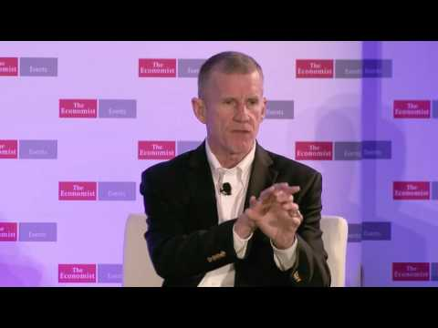 General Stanley McChrystal on leadership for the company of the future