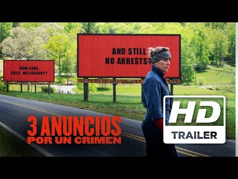 3 anuncios por un crimen | Primer trailer subtitulado