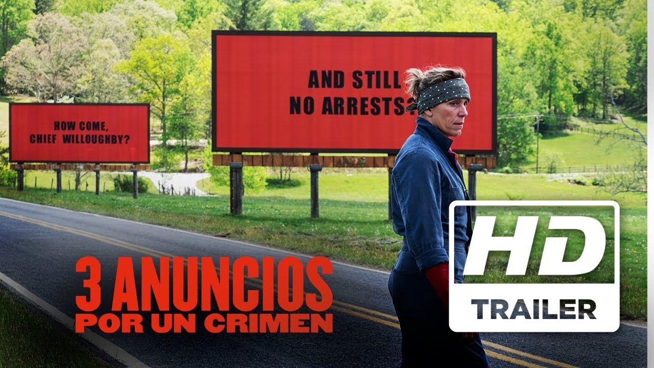 3 anuncios por un crimen | Primer trailer subtitulado | Próximamente - Solo en cines