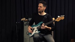 Bassist Kaveh Rastegar talks Boss pedals