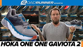 Hoka One One Gaviota 2 Shoe Review | First Look! | NEW FALL 2018