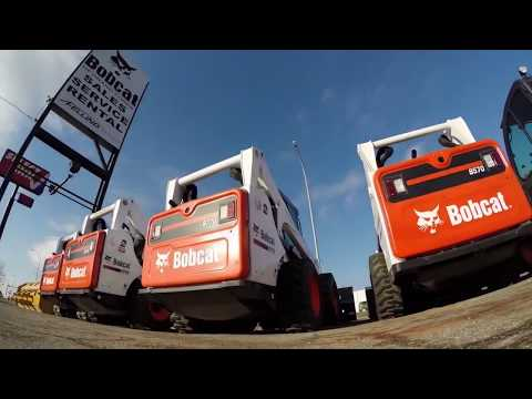 The One Millionth Bobcat Loader | Mid-State Equipment Wisconsin And Illinois