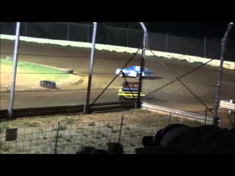 Doe Run Raceway Mini Stock Feature 5-30-14