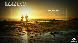 Thomas Hayes - Some Things Never Change (AKI Amano Remix) [Arrival]