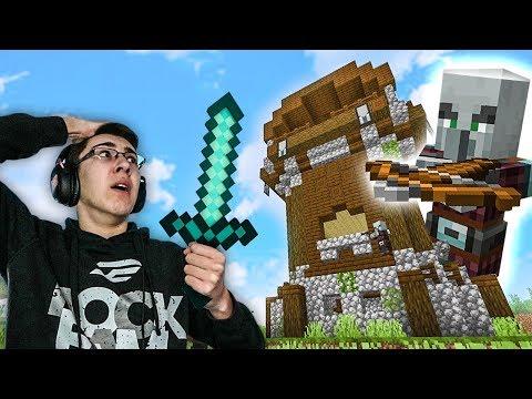 NASAO SAM UKLETI ZAMAK I NOVA CUDOVISTA!! - Minecraft Vodeno Prezivljavanje #33