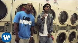 Смотреть клип Wiz Khalifa - The Bluff Ft. Cam'ron