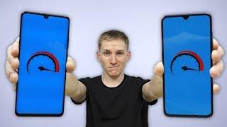 Huawei P30 Pro vs Xiaomi Mi 9 Speed Test!