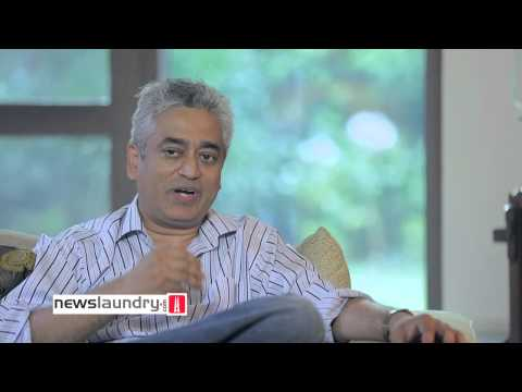 NL Interviews Rajdeep Sardesai - Part 1