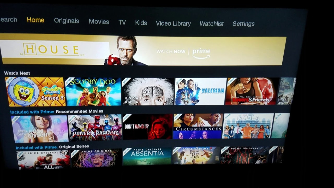 Amazon Prime Video UI update comes to Roku TV and Stick