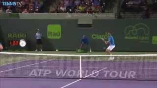 2015 ATP Miami Open - Watch the best hot shots and points
