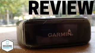 Garmin Vivosmart HR Review - Waterproof Activity Tracker With Heart Rate Monitor