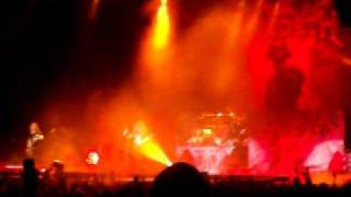 Peace Sells and Holy Wars (Reprise) - Megadeth 8/29/10