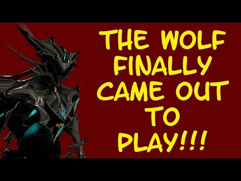 Warframe - WOLF Finally Invaded One Of My Missions!!! 💪 thumbnail