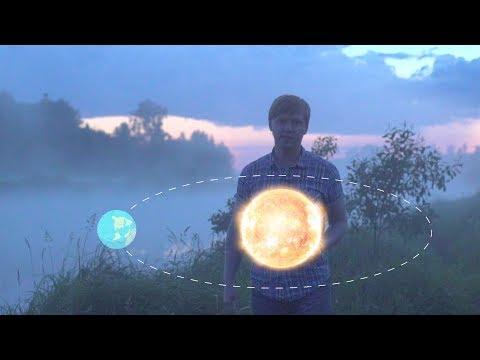 Равноденствие и солнцестояние. Астрономия для начинающих