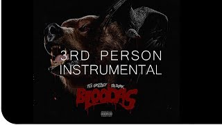 tee grizzley lil durk 3rd person instrumental reprod by teeonthebeat