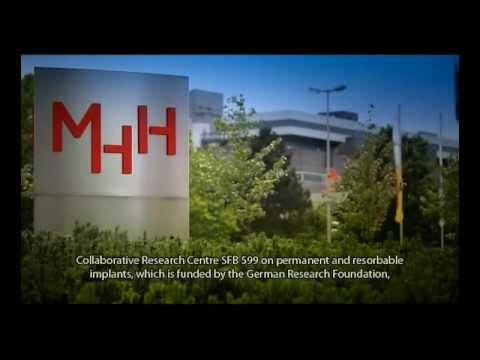Collaborative Research Centre 599: Biomedical Technology