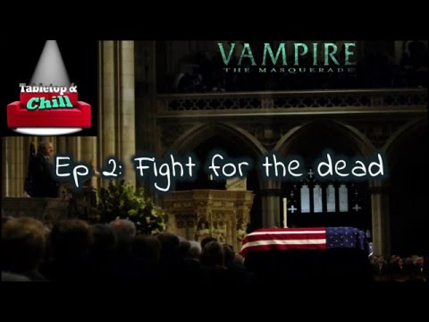 Fight For the Dead: Chapter 1 | Vampire: The Masquerade