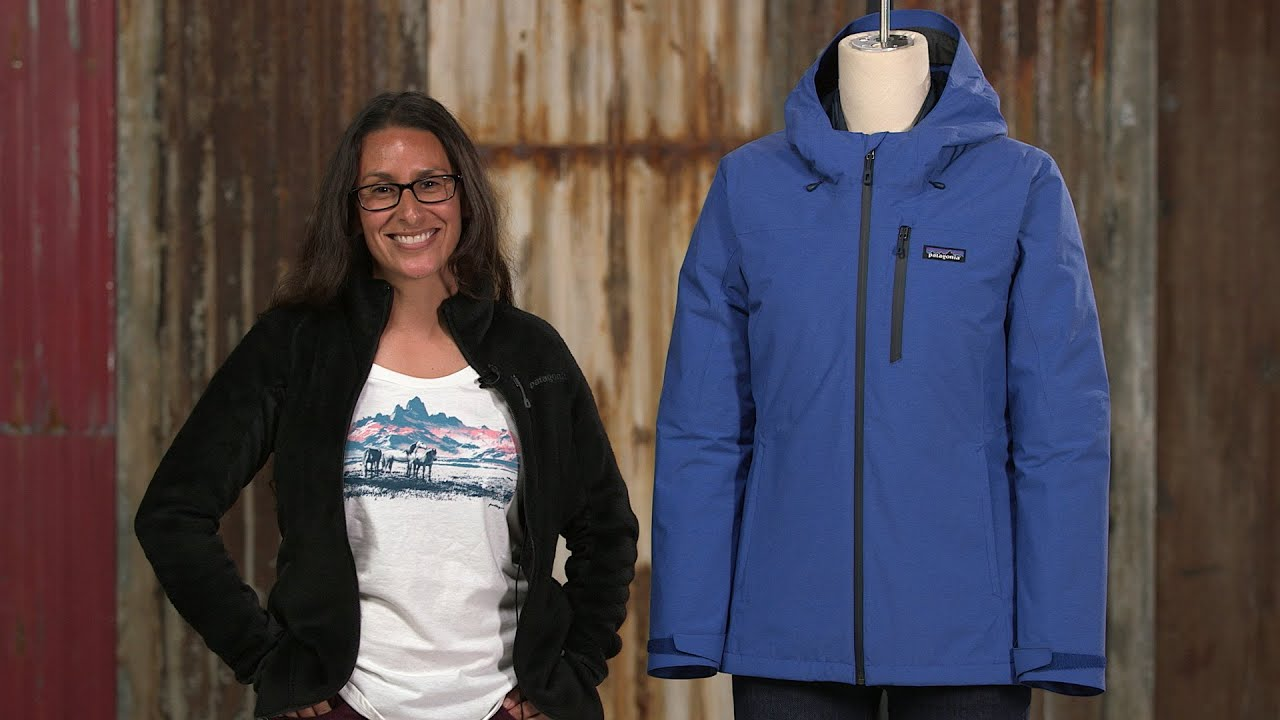 Patagonia Women S Windsweep 3 In 1 Jacket Youtube
