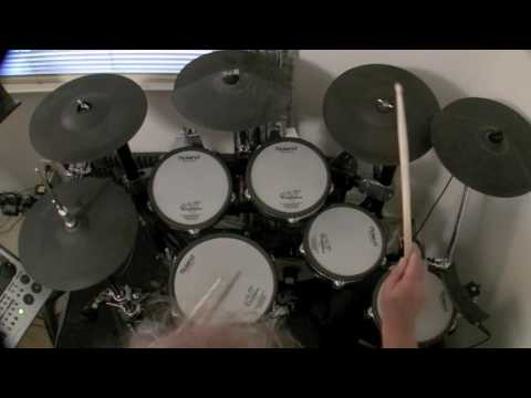 Funk 49 - James Gang (Drum cover) drumless track used
