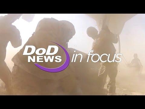 DoD News In Focus - Sandphobic Coating Technology