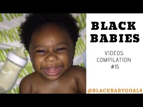 BLACK BABIES Videos Compilation #15 | Black Baby Goals