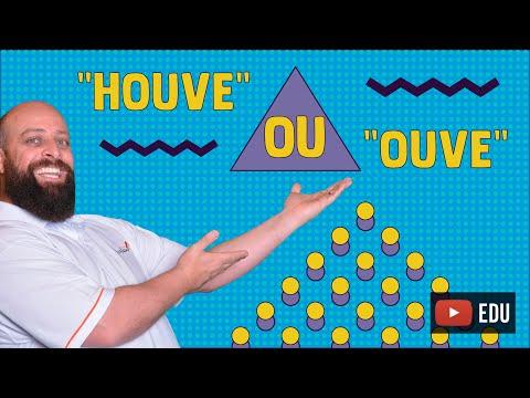 """""""Houve"""" ou """"ouve""""?"""