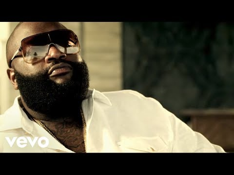 Клип Rick Ross - Diced Pineapples