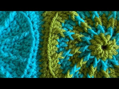 How To Crochet The Sunny Spread Blanket