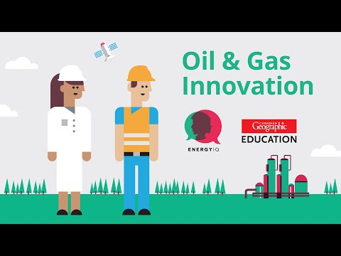 Oil & Gas Innovation | Canadian Geographic