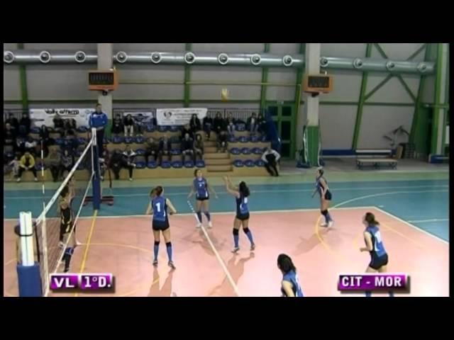 Cittaducale vs Moricone - 3° Set